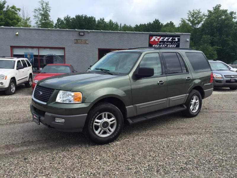 2003 ford expedition for sale in ohio. Black Bedroom Furniture Sets. Home Design Ideas