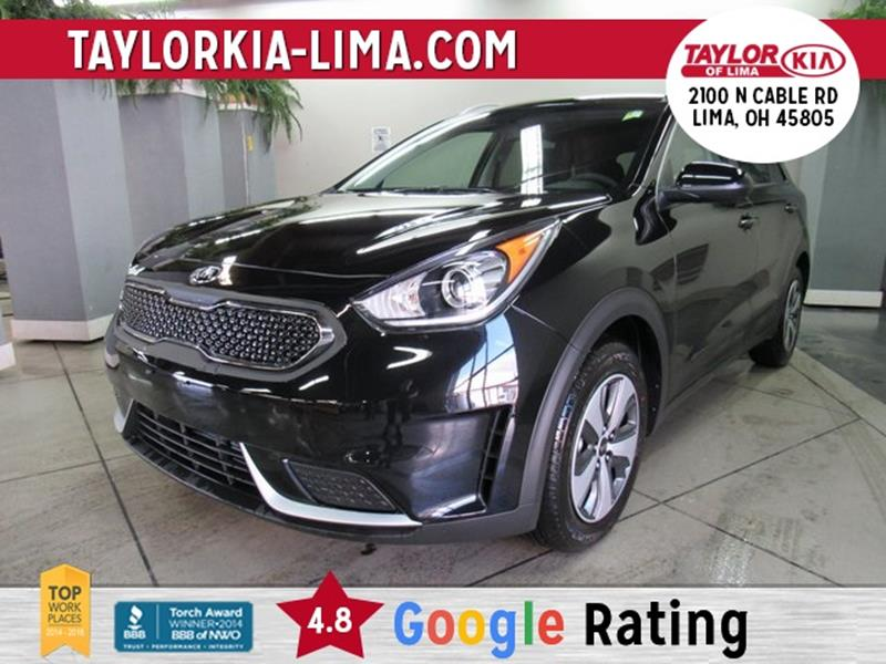 Great 2018 Kia Niro For Sale In Lima, OH