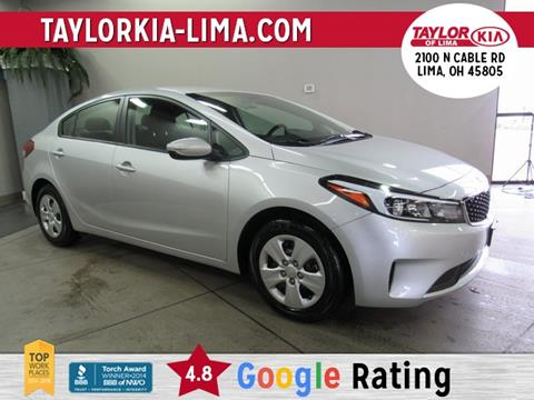 2017 Kia Forte For Sale In Lima, OH