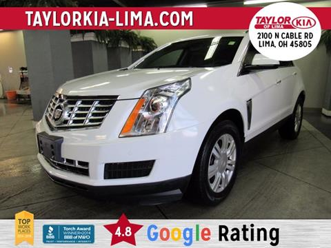 2016 Cadillac SRX for sale in Lima, OH
