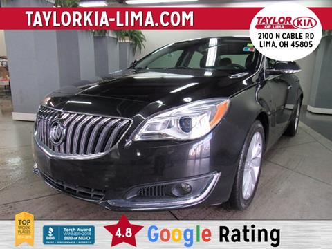 2015 Buick Regal for sale in Lima, OH
