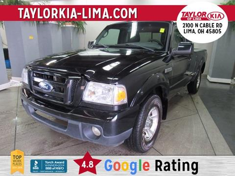 2011 Ford Ranger for sale in Lima, OH