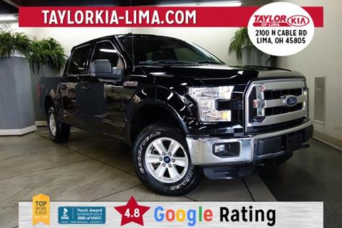 2016 Ford F 150 For Sale In Lima, OH