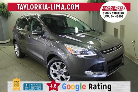 2016 Ford Escape For Sale In Lima, OH