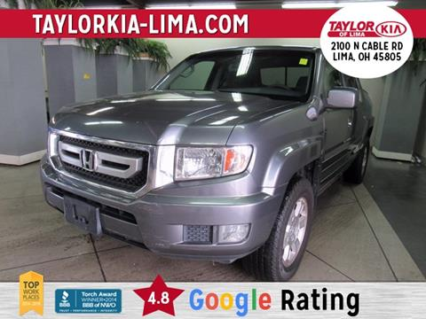 2011 Honda Ridgeline for sale in Lima, OH