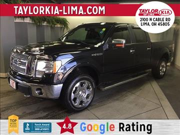 2010 Ford F-150 for sale in Lima, OH
