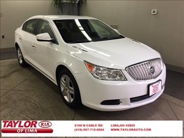 2010 Buick Allure for sale in Lima, OH