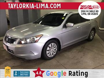 2010 Honda Accord for sale in Lima, OH