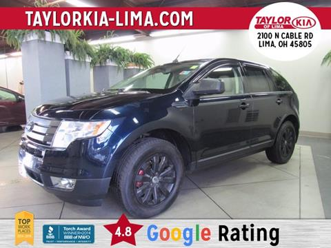 2013 Ford Edge for sale in Lima, OH