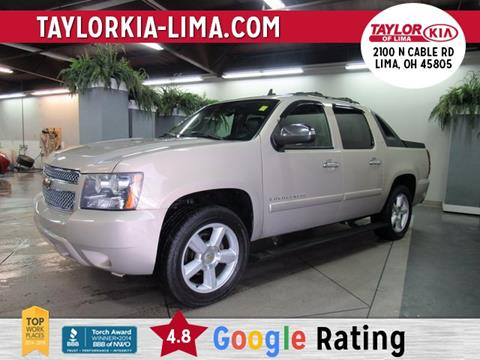 2007 Chevrolet Avalanche for sale in Lima, OH