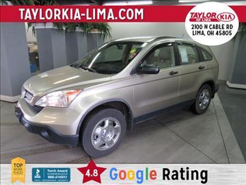 2008 Honda CR-V for sale in Lima, OH