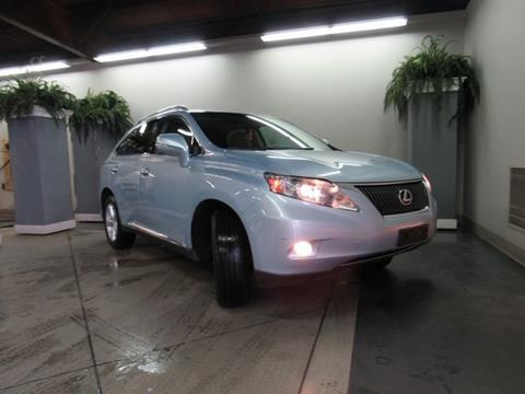 2010 Lexus RX 350 for sale in Lima, OH