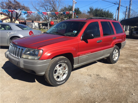 2002 Jeep Grand Cherokee for sale in San Antonio, TX