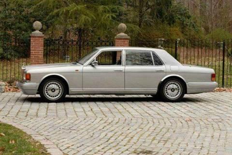 1999 Rolls-Royce Silver Spur