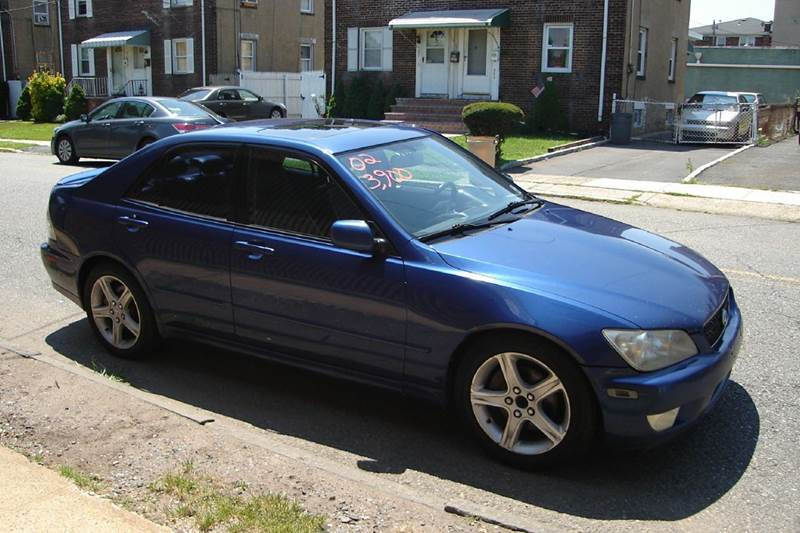 2002 Lexus Is 300 For Sale In Elizabeth Nj