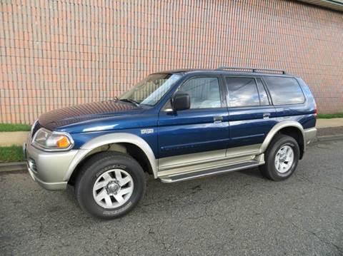 2001 Mitsubishi Montero Sport for sale in Elizabeth, NJ