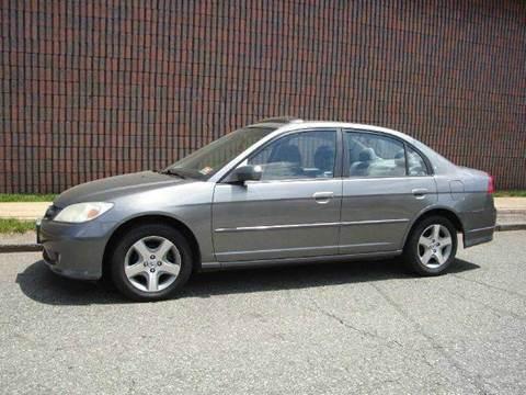 2004 Honda Civic for sale in Elizabeth, NJ