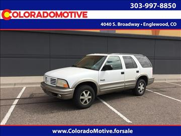2000 Oldsmobile Bravada for sale in Englewood, CO