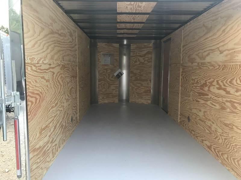 2017 CARGO CRAFT 7X16 RAMP  - New Braunfels TX