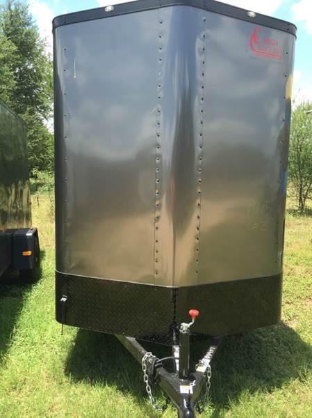 2017 CARGO CRAFT 6X14 RAMP EV6141 - New Braunfels TX