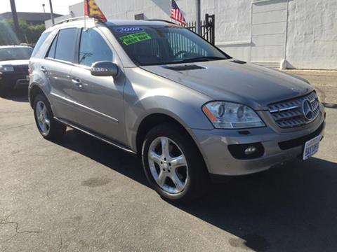 2008 Mercedes-Benz M-Class for sale in Nome, AK